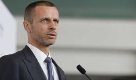 Presidente da UEFA teme que Portugal ganhe os próximos cinco ou 10 Europeus