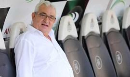 Carlos Pinho e o novo treinador: «Se não vier ninguém, também não estou preocupado»