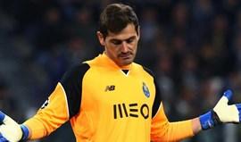 Lopetegui chamou novo guarda-redes... e não é Casillas