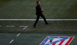 Simeone diz que ficou no Atlético Madrid quando tinha 35 milhões de razões para sair