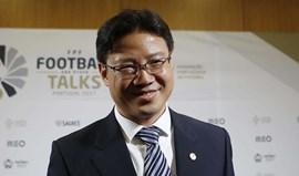 Federação chinesa pede mais cooperação à Europa para crescer no futebol