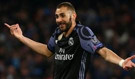 Florentino Pérez sobre Benzema: «Para mim é o melhor jogador da França»