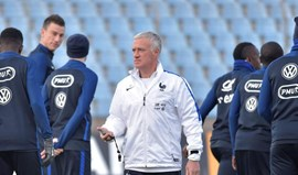 Deschamps recusa dar explicações sobre Benzema