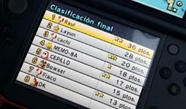 Raúl Jiménez é o campeão mexicano no... Mario Kart