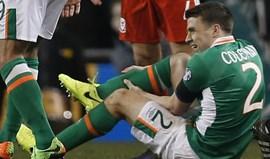 Grupo D: Lesão grave de Coleman marca nulo em Dublin