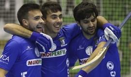 Óquei de Barcelos joga 'final 4' da Taça CERS em Viareggio