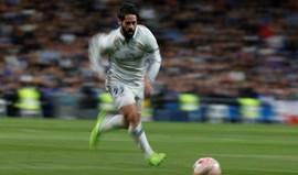 Real Madrid põe todos os trunfos na mesa para convencer Isco