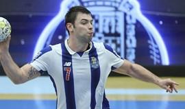 Taça EHF: FC Porto vence Midtjylland e permanece na luta