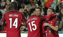Portugal-Hungria, 3-0