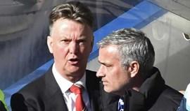Ex-adjunto de Van Gaal diz que Mourinho teve papel escandaloso na sucessão do holandês