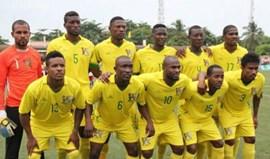 São Tomé e Príncipe eliminado da CAN'2019