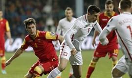 Grupo E: Polónia reforça liderança ao vencer no Montenegro