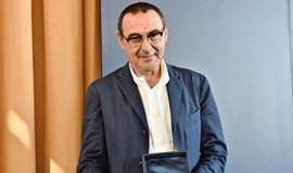 Maurizio Sarri eleito o melhor da Série A