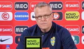 Andersson de olho em Ronaldo... sem perder de vista o coletivo de Portugal