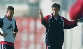 Maniche recebeu a primeira lição de Mourinho logo no Benfica