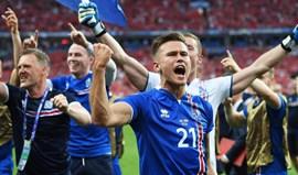 Islândia com 'baby-boom' nove meses após o sucesso no Euro'2016