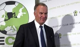 Clubes europeus acordam com UEFA reforma das competições sem Superliga