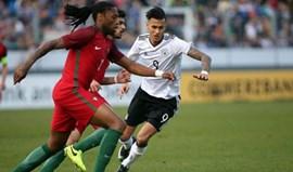 Alemanha-Portugal, 0-1