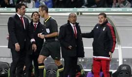 Queixas do Sporting contra Rui Costa, Luisão e Rui Gomes da Silva arquivadas