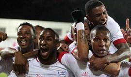 Gegé e Júlio Tavares dão triunfo a Cabo Verde