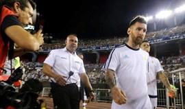 Barcelona assume indignação e surpresa com castigo imposto a Messi