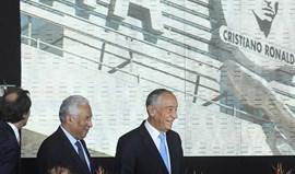 «Dar nome de Ronaldo a aeroporto da Madeira foi uma escolha corajosa e excecional»