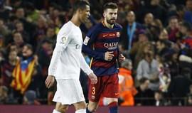 Piqué em nova polémica: «Não gosto dos cordelinhos que se mexem em Madrid»