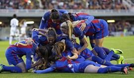 Barcelona e Paris SG nas 'meias' da Champions