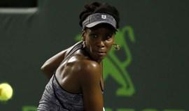 Masters 1000 Miami: Venus Williams derrota Angelique Kerber nos 'quartos'