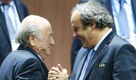 Michel Platini: «Blatter é o maior egoista que vi na minha vida»