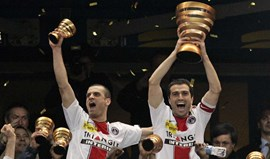 Pauleta: «Gostava que o PSG ganhasse a Taça da Liga»