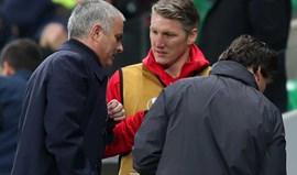 João Meira revela o queSchweinsteiger disse de Mourinho