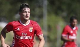 A lista dos 21 convocados do Benfica para o clássico