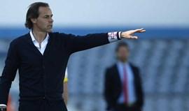 Machado quer vitória sobre Feirense para arrancar para nova fase boa