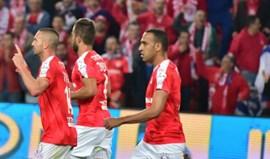 Israel: Equipa de Miguel Vítor dita primeira derrota de Lito Vidigal