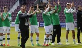 Escócia: Celtic sagra-se campeão pelo sexto ano seguido