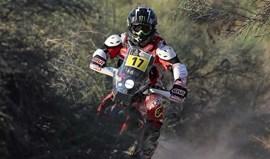 Abu Dhabi Desert Challenge: Paulo Gonçalves em quarto lugar no arranque
