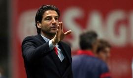 Jorge Simão: «Houve algum desligar por parte dos jogadores»