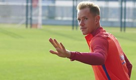 Ter Stegen agradece interessse do City: «Sinto-me feliz no Barcelona»