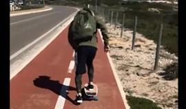 Adrien Silva e a recuperação: Tudo sobre rodas... literalmente