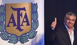 Presidente da federação argentina nega saída do selecionador Edgardo Bauza