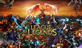 League of Legends pode chegar ao cinema