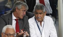 Capitais próprios da SAD são risco, reconhece o Benfica