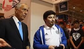 FIFA 17: YouTuber Record desafiou... o Presidente!