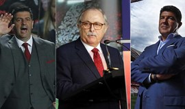 As declarações de Rui Vitória, Almeida Lima e Luís Bernardo que estão na mira do Sporting