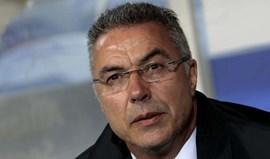 Augusto Inácio apresentado na quarta-feira como técnico do Zamalek