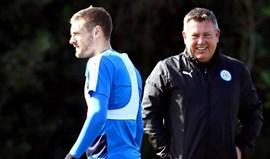 Vardy quis deixar o Leicester para ser 'mestre da farra' em Ibiza