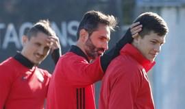 Rui Vitória chama 20 jogadores para a receção ao Estoril