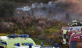 Explosão em fábrica de pirotecnia de Lamego provoca pelo menos quatro mortos