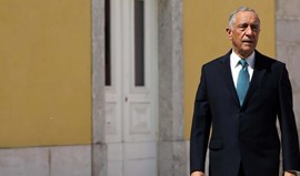 Presidente da República diz que nomeação de Fernando Gomes prova a competência dos portugueses